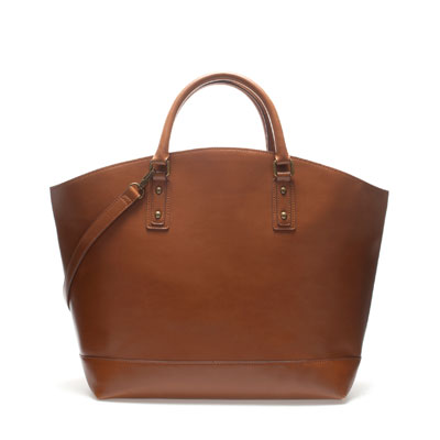 capazo shopper zara 39.95